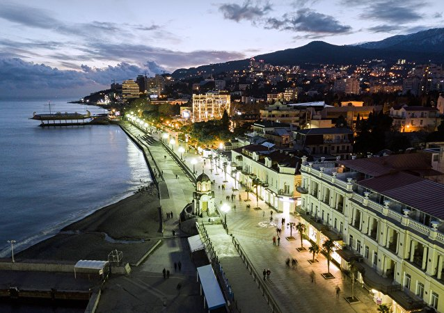 Yalta, Crimea (archivo)