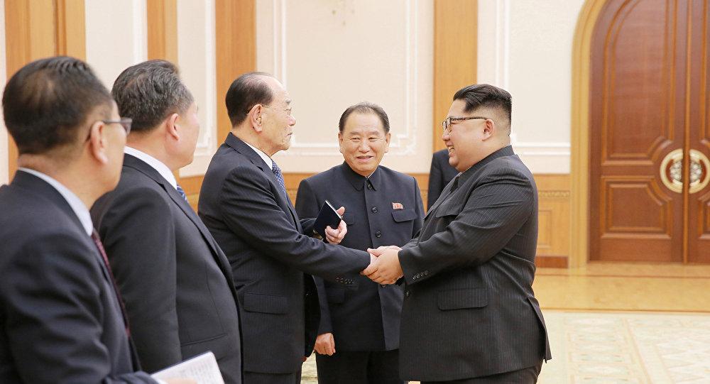Más del 60 % de surcoreanos apoya una cumbre con Kim Jong-un