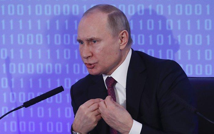 Por qué Putin decidió minimizar sus comparecencias en público
