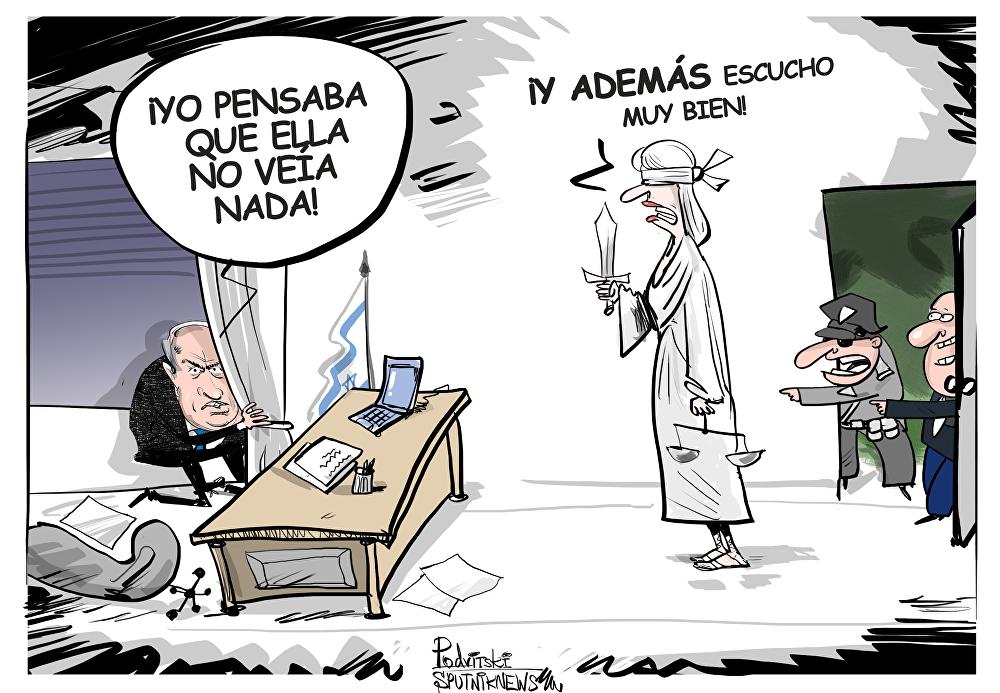 Netanyahu, ¡puedes correr, pero no esconderte!