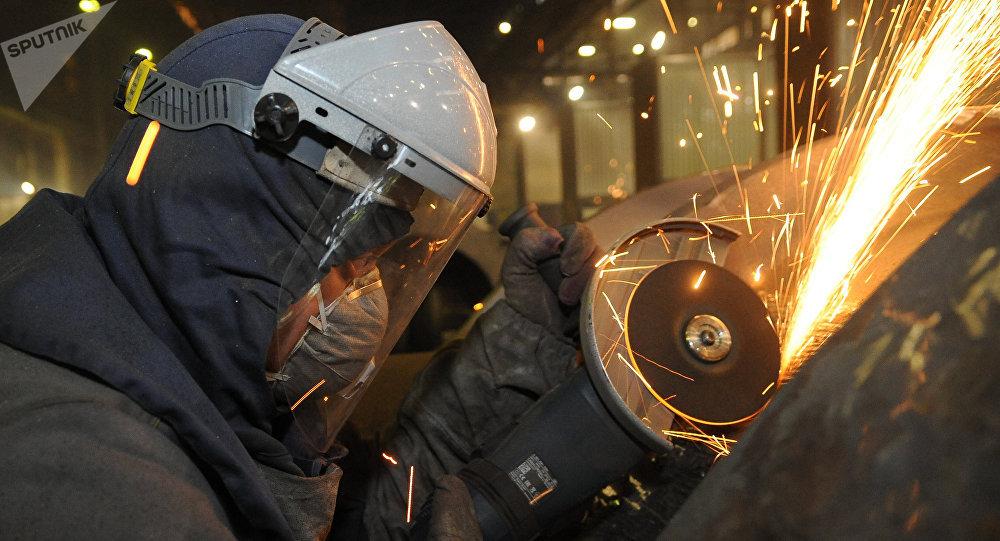 Industria de fundición en Rusia