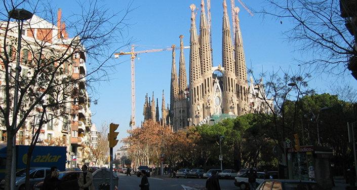 Sagrada Familia, la obra de Antoni Gaudí en Barcelona