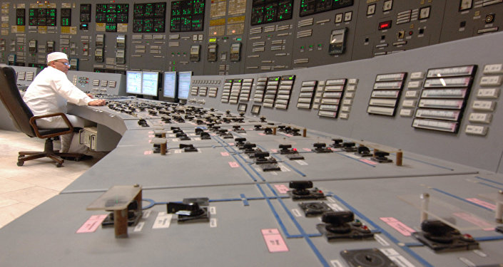 Сentral nuclear de Kursk
