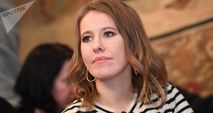 Ksenia Sobchak, la candidata a la presidencia rusa
