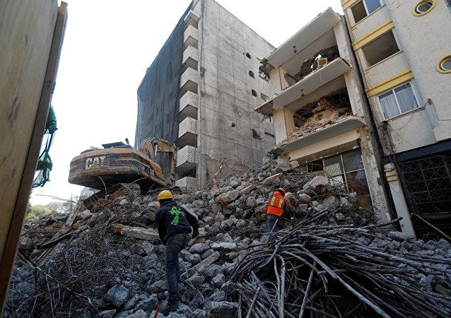 Consecuencias de un terremoto en la Ciudad de México