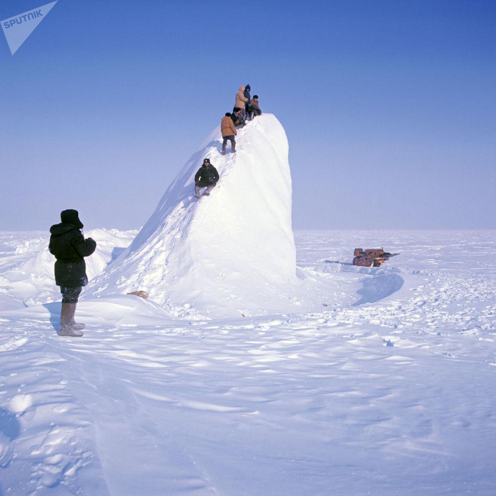 Un viaje por todas las estaciones polares de Rusia