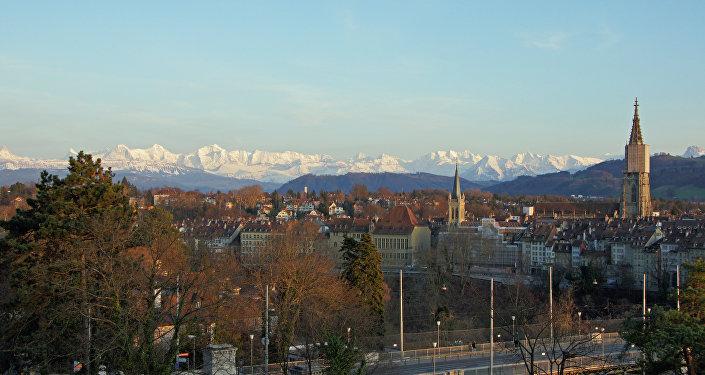 Berna, la capital de Suiza