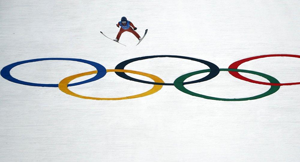 JJOO de Invierno en Pyeongchang