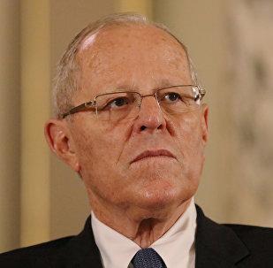 Pedro Pablo Kuczynski, presidente de Perú (archivo)