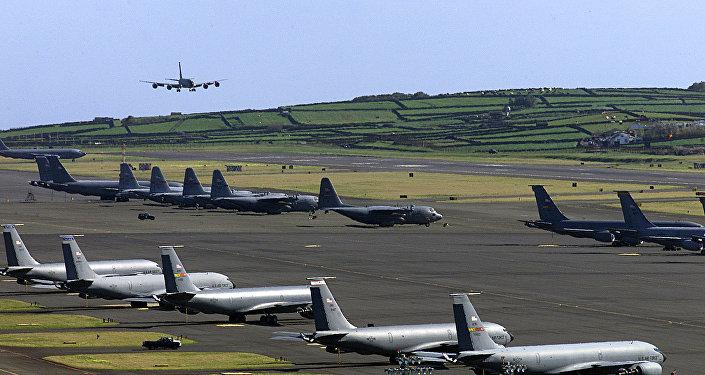 Base aérea estadounidense Lajes Field