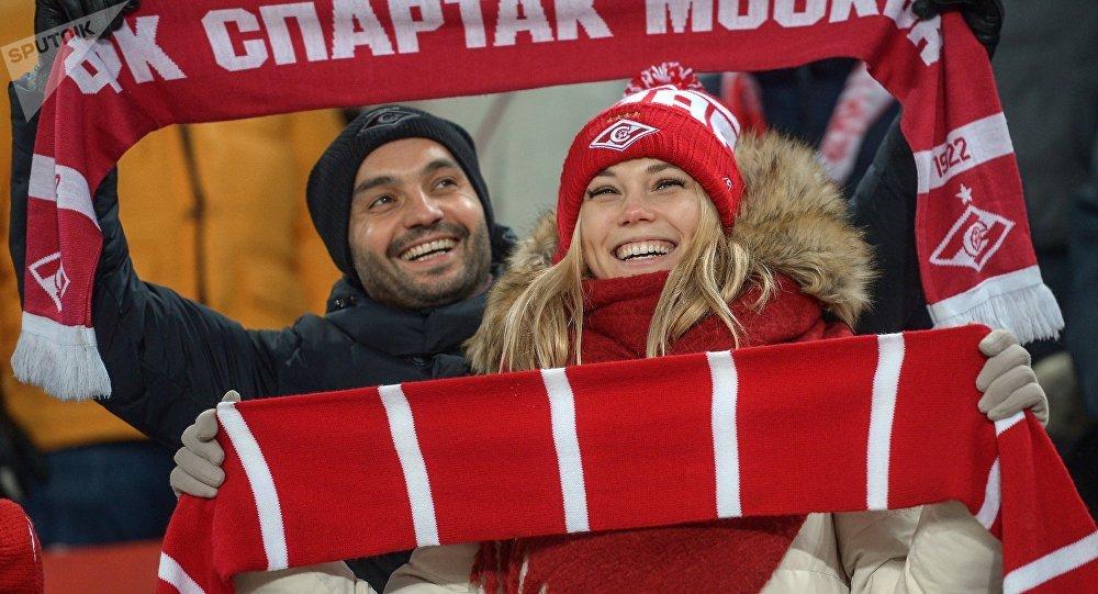 Hinchas del Spartak