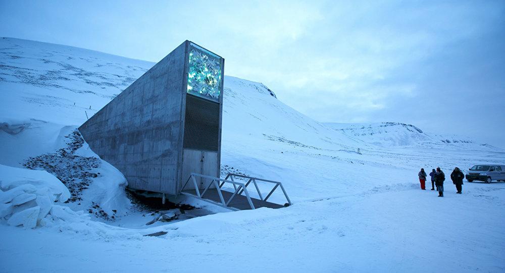 La Bóveda Global de Semillas de Svalbard
