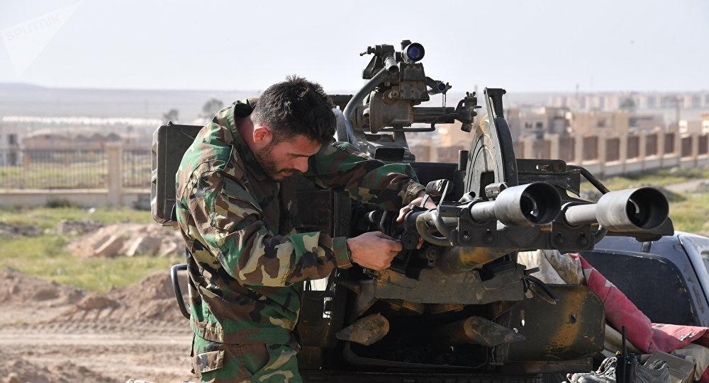 Guardia republicana de Siria