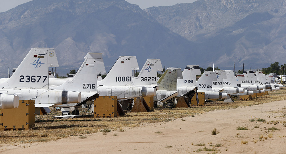 Aviones Northrop T-38 Talon
