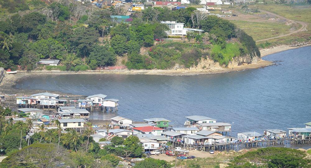 Terremoto de magnitud 7,0 se registró en Papúa Nueva Guinea