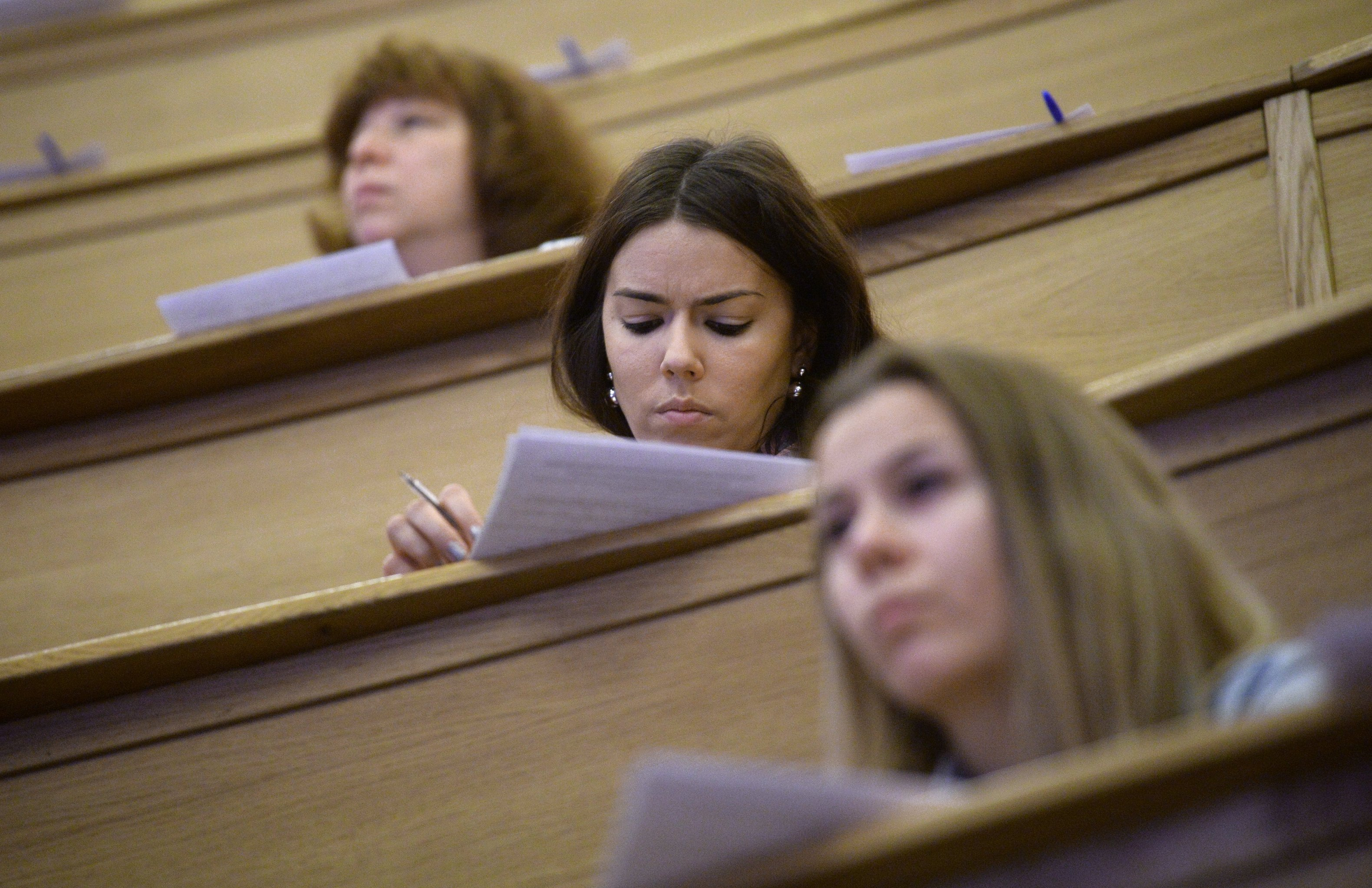La economía rusa se destaca hoy por la incompatibilidad del número y calidad de los egresados de las universidades y escuelas de formación profesional con las demandas del mercado laboral.