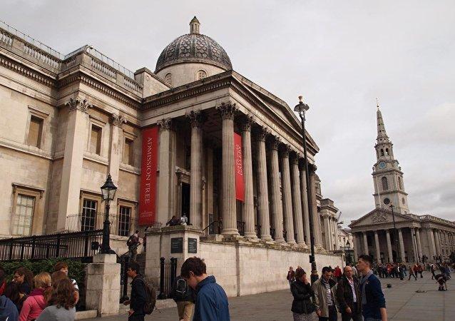 La Galería Nacional de Londres, Reino Unido (archivo)