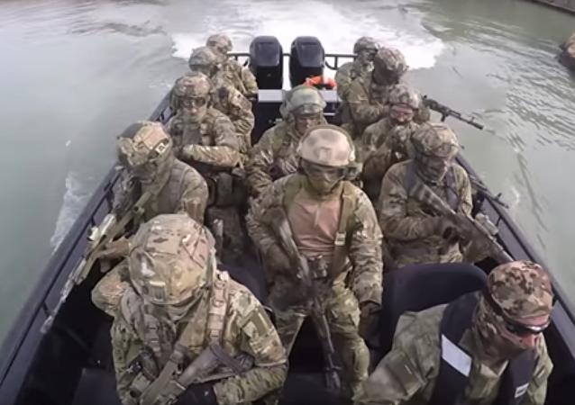 Una élite indiscutible: Rusia celebra el Día de las Fuerzas de Operaciones Especiales