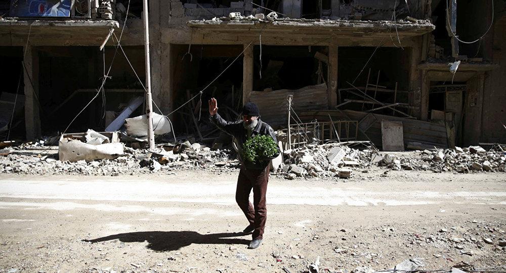 La violencia no da tregua a la región de Guta Oriental