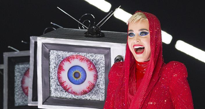 La cantante estadounidense Katy Perry (archivo)