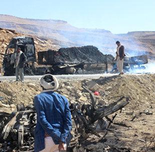 Situación en Saada, Yemen