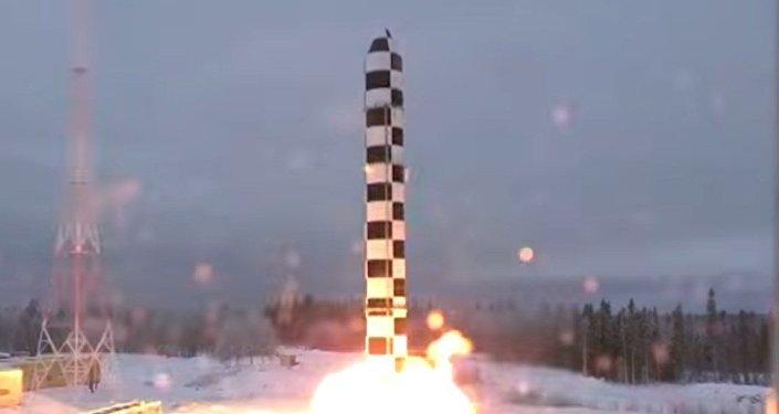 Sistema de misiles estratégicos Sarmat