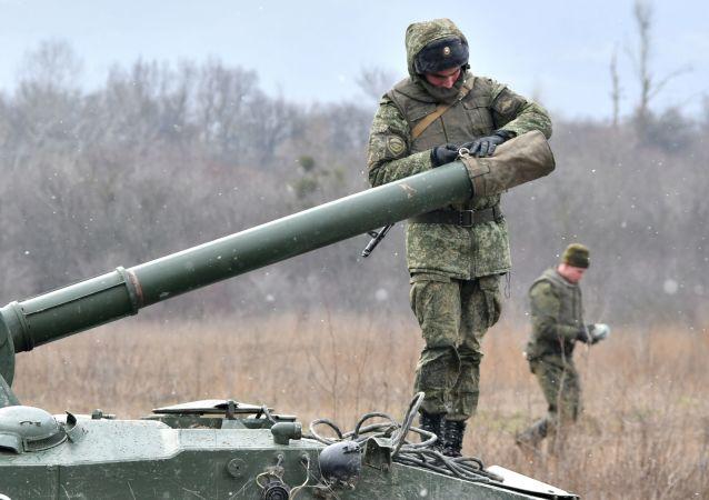 Lo que queda entre bambalinas: así se preparan las Fuerzas Aerotransportadas de Rusia