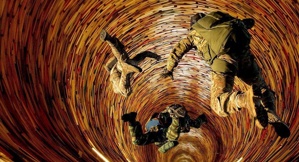 Una guerra, imagen referencial