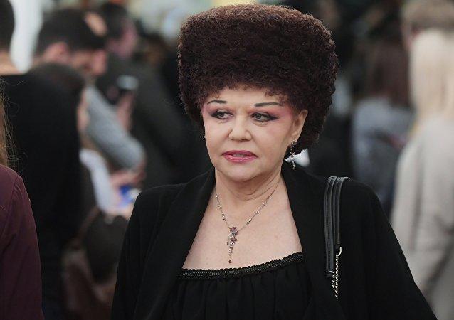 Valentina Petrenko, senadora rusa