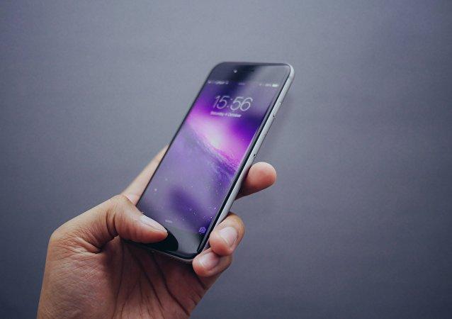 Un iPhone X
