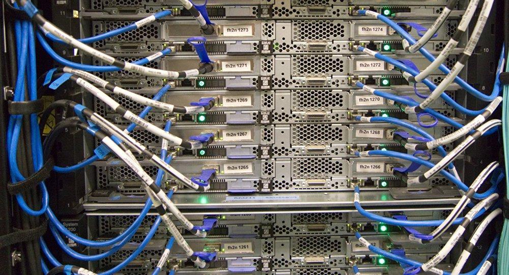 Cables de internet, imagen referencial