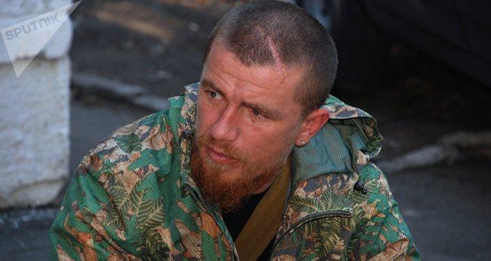 Arseni Pávlov, alias 'Motorola'