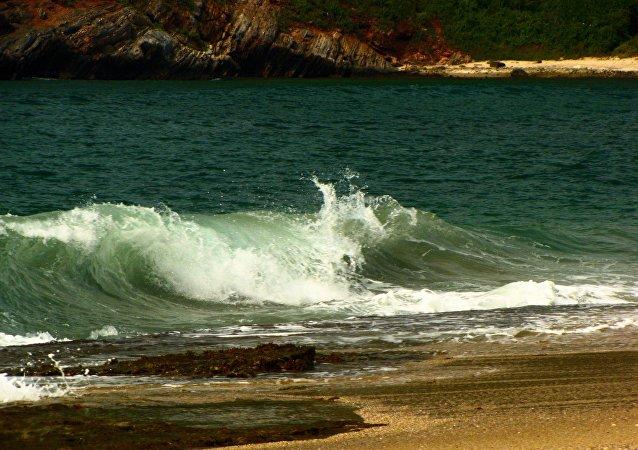 Una costa en Venezuela (imagen referencial)