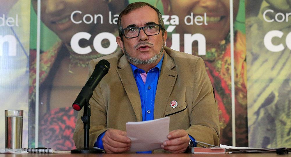 FARC retira candidatura presidencial por problemas de salud de Timochenko — Colombia