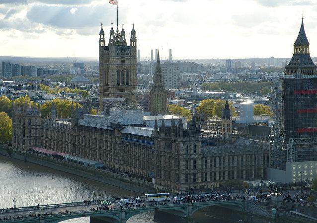 El Palacio de Westminster, en Londres (imagen ilustrativa)