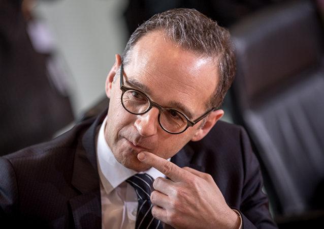 Heiko Maas, ministro de Justicia y futuro ministro de Exteriores de Alemania