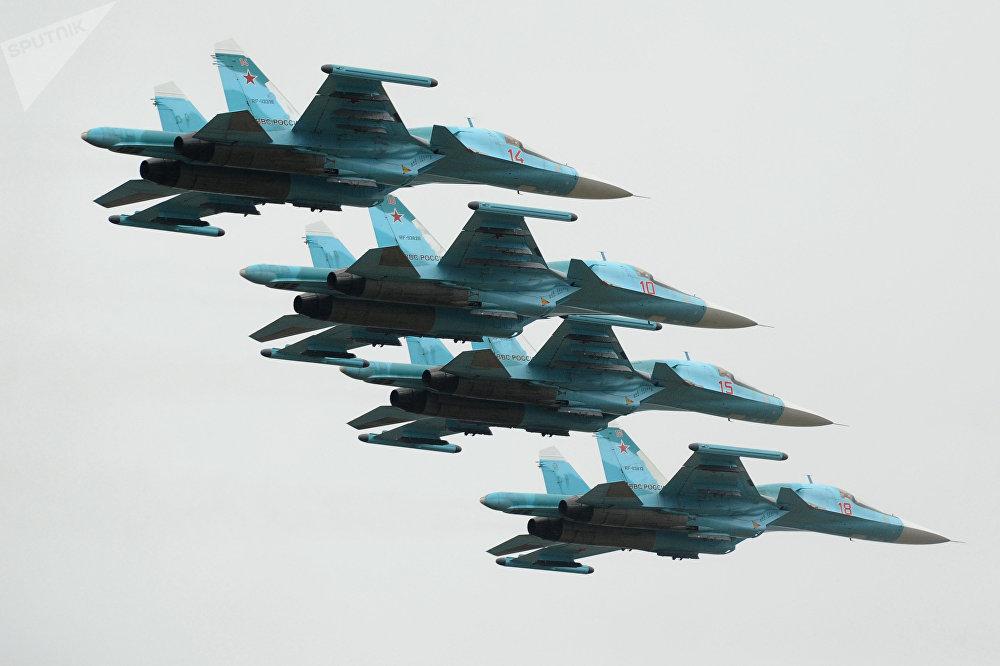 Rápidos y letales: los aviones militares más veloces de Rusia