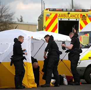 Policía británica investiga el caso de Skripal