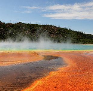 El Parque nacional de Yellowstone (imagen ilustrativa)