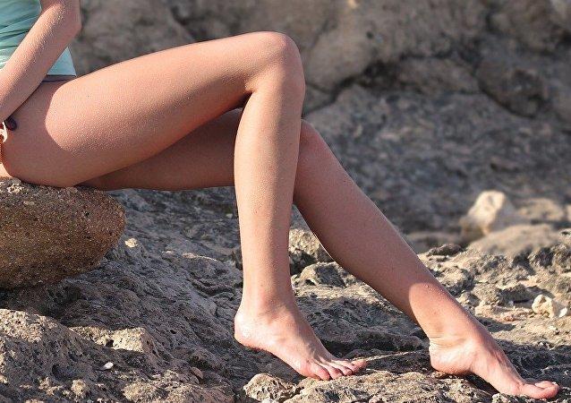 Piernas femeninas (imagen ilustrativa)