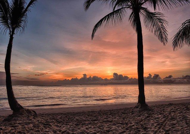 El Mar Caribe (imagen referencial)