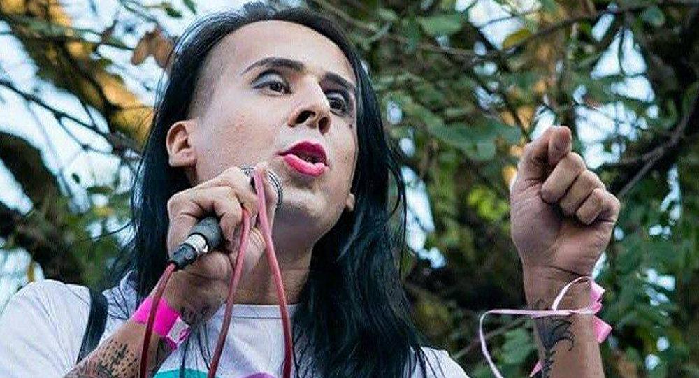 Duda Salabert, primeira precandidata transexual al Senado Federal del Brasil