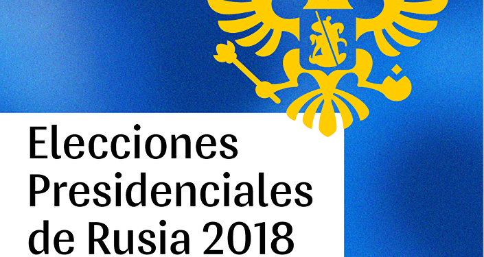 Elecciones presidenciales en Rusia 2018