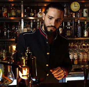 ¿Probarías un cóctel que cuesta $140?