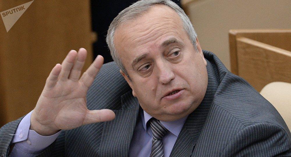 Franz Klintsévich, parlamentario por Rusia Unida