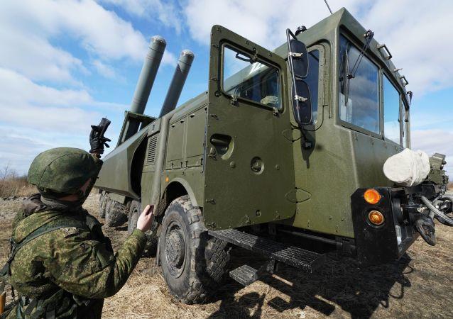 'Baluarte' ruso en el Báltico: ejercicios de los sistemas de misiles en Kaliningrado