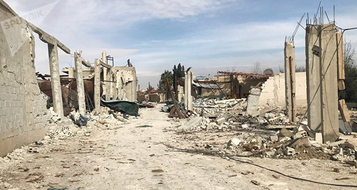 Situación en la Guta Oriental, Siria