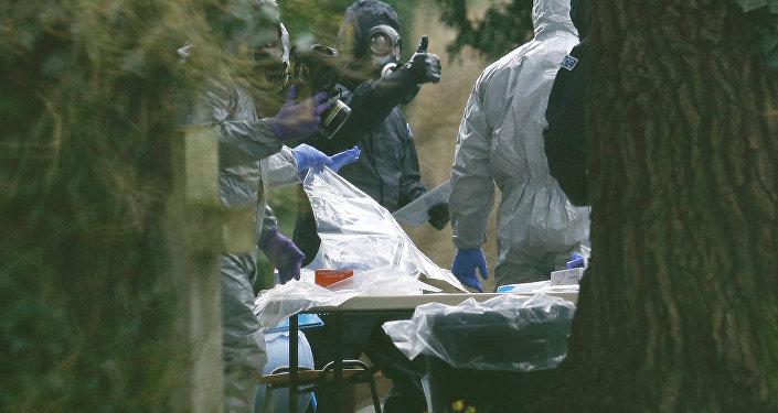 Policía británica investiga el caso Skripal
