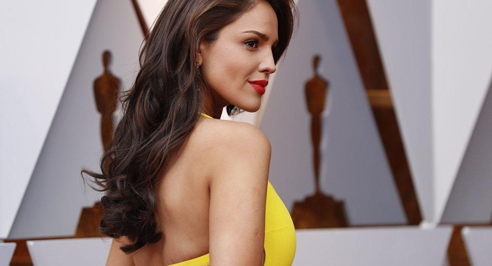 Eiza González, actriz y cantante mexicana