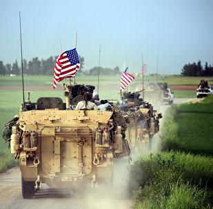 Las fuerzas de EEUU en Siria